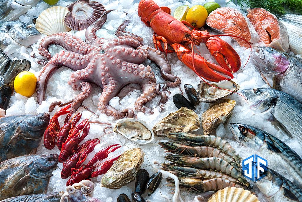 基隆各式海鮮